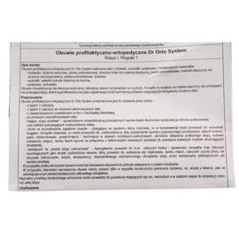 Befado Pantoffels Mocassins Dr. Orto Health 036d006 zwart 7