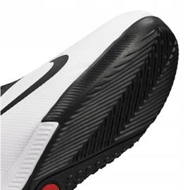 Nike Phantom Vsn 2 Academy Df Ic Jr CD4071-106 schoenen wit wit, zwart 2