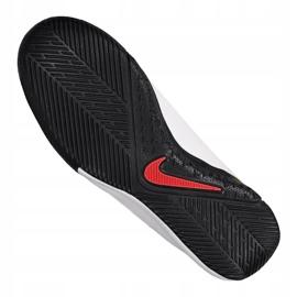 Nike Phantom Vsn 2 Academy Df Ic Jr CD4071-106 schoenen wit wit, zwart 3