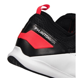 Nike Phantom Vsn 2 Academy Df Ic Jr CD4071-106 schoenen wit wit, zwart 5