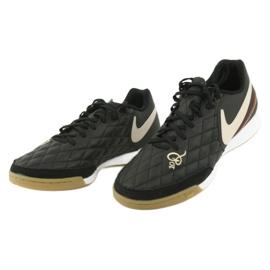 Binnenschoenen Nike Tiempo Legend X 7 Academy 10R Ic M AQ2217-027 zwart 3