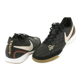 Binnenschoenen Nike Tiempo Legend X 7 Academy 10R Ic M AQ2217-027 zwart 4