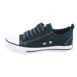 American Club Amerikaanse LH31 marineblauwe sneakers 2