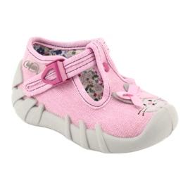 Befado kinderschoenen 110P374 roze 2