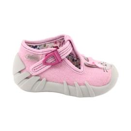 Befado kinderschoenen 110P374 roze 1