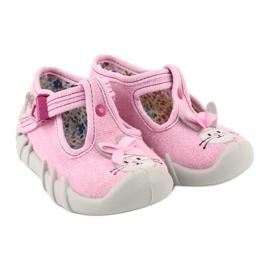 Befado kinderschoenen 110P374 roze 5