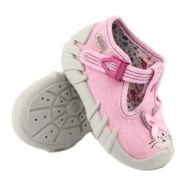 Befado kinderschoenen 110P374 roze 4