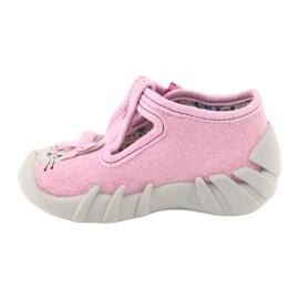 Befado kinderschoenen 110P374 roze 3