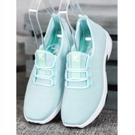 Kylie Klassieke sportschoenen blauw 1