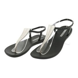 Zwarte Ipanema 82862 zwarte sandalen 3