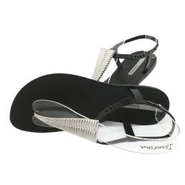 Zwarte Ipanema 82862 zwarte sandalen 4