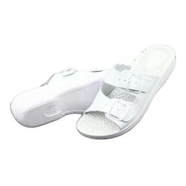 Slippers witte gezondheid Comfooty Nadia 3