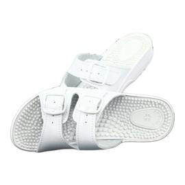 Slippers witte gezondheid Comfooty Nadia 4