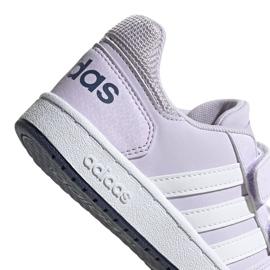 Adidas Hoops 2.0 Cmf Jr EG3771 schoenen 4