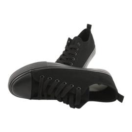 Zwarte American Club LH16 sneakers 6