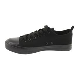 Zwarte American Club LH16 sneakers 2