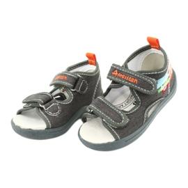 American Club Amerikaanse sandalen kinderschoenen leren binnenzool TEN46 2