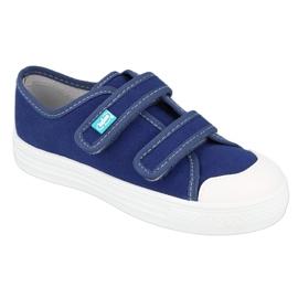 Befado kinderschoenen 440X010 marineblauw 1
