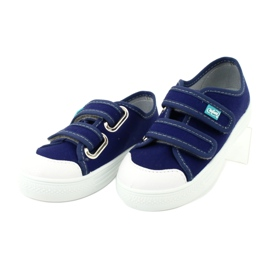 Befado kinderschoenen 440X010 marineblauw 3