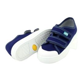Befado kinderschoenen 440X010 marineblauw 4