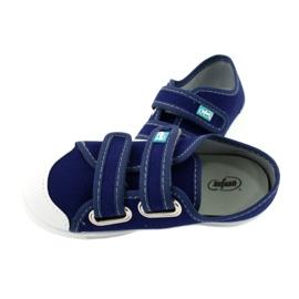 Befado kinderschoenen 440X010 marineblauw 5