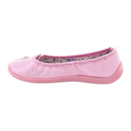 Befado kinderschoenen 980X098 roze 2