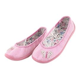 Befado kinderschoenen 980X098 roze 3