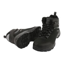 American Club Amerikaanse trekking Softshell-laarzen met een membraan zwart 3