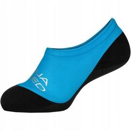 Aqua-speed Neo zwemsokken col.01 blauw 2