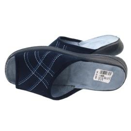 Befado damesschoenen pu 442D147 blauw 5
