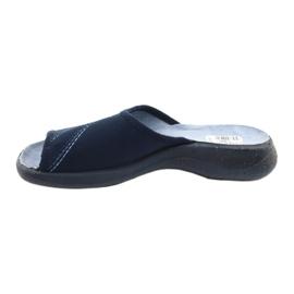 Befado damesschoenen pu 442D147 blauw 2