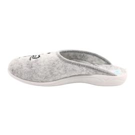 Vilten pantoffels Wake Up Adanex 25642 Grijs 1