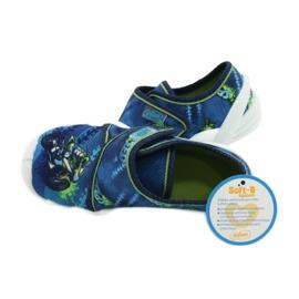 Befado kinderschoenen 273X306 blauw veelkleurig 5