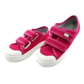 Befado kinderschoenen 440X011 roze 2