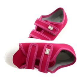 Befado kinderschoenen 440X011 roze 4