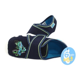 Befado kinderschoenen 273X304 marineblauw 7