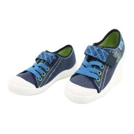 Befado kinderschoenen 251X130 blauw 3