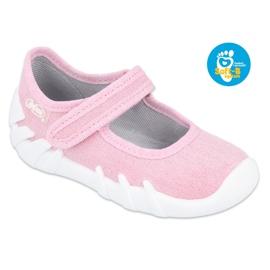 Befado kinderschoenen speedy roze 109P223 1