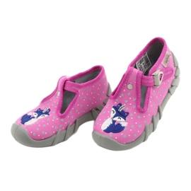 Befado kinderschoenen 110P394 roze 3