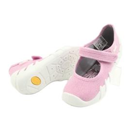 Befado kinderschoenen speedy roze 109P223 4