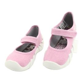Befado kinderschoenen speedy roze 109P223 3