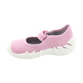 Befado kinderschoenen speedy roze 109P223 2