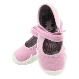 Befado kinderschoenen speedy roze 109P223 5
