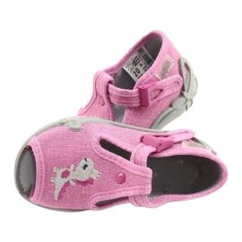 Befado kinderschoenen 213P122 roze 5