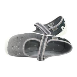 Befado kinderschoenen 114Y315 zilver grijs 5