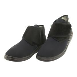 Befado damesschoenen pu 522D002 zwart 3