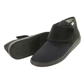 Befado damesschoenen pu 522D002 zwart 4