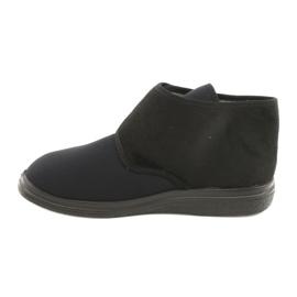 Befado damesschoenen pu 522D002 zwart 2