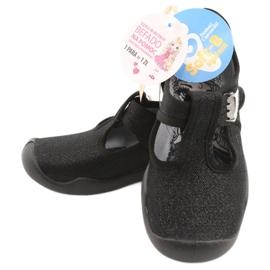Befado kinderschoenen blanka zwart 115X006 8