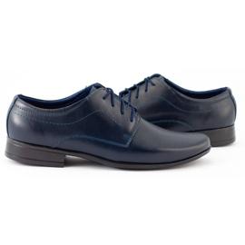 Lukas Communie schoenen voor kinderen J1 marineblauw 2